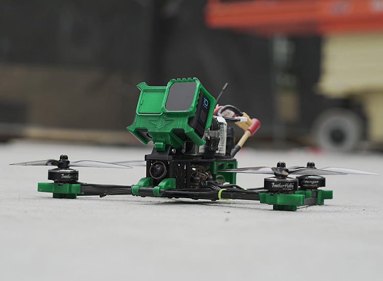 Drone FPV Gopro 10